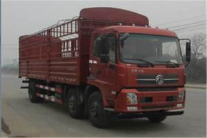 东风商用车 天锦 270马力 6×2 平顶排半8.6米仓栅车(DFH5250CCYBX5A)