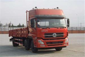 东风商用车 天龙 220马力 6×2 高地板9.6米载货车(DFL1203A2)