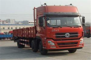 东风商用车 天龙 245马力 6×2 高地板9.6米载货车(DFL1253AX1A)