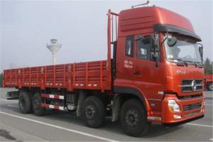 东风商用车 天龙 292马力 8×2 高顶高地板9.6米载货车(DFL1311A11)