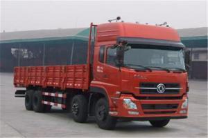 东风商用车 天龙 292马力 8×4 高地板9.6米载货车(DFL1311A10)