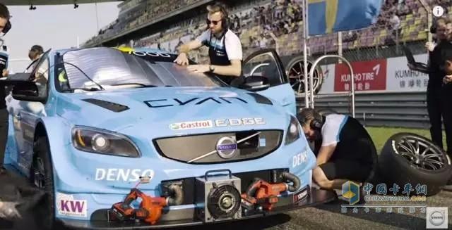 沃尔沃汽车S60 Polestar TC1