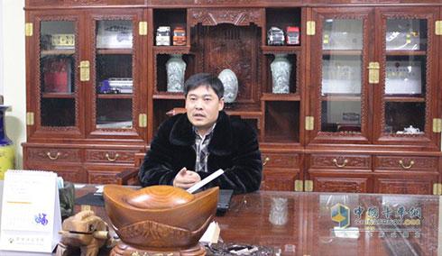 发现信赖:联合卡车神助攻 成就刘桂青事业新高度