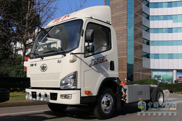 新能源卡车盘点 重点开发纯电动苗头渐露
