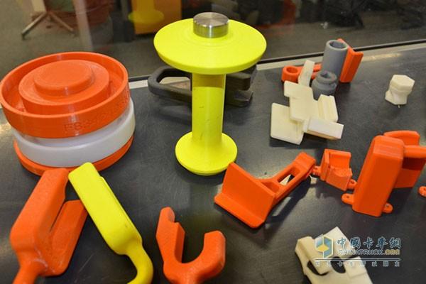 3D技术缩短生产周期