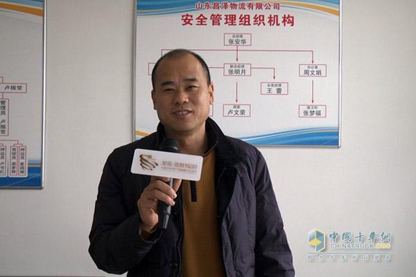 """发现信赖:危化新势力 看昌泽物流如何""""玩转""""30台联合卡车"""