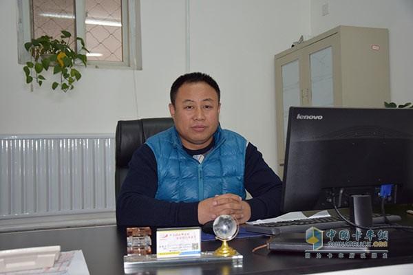 飞豹快线副总经理储可义