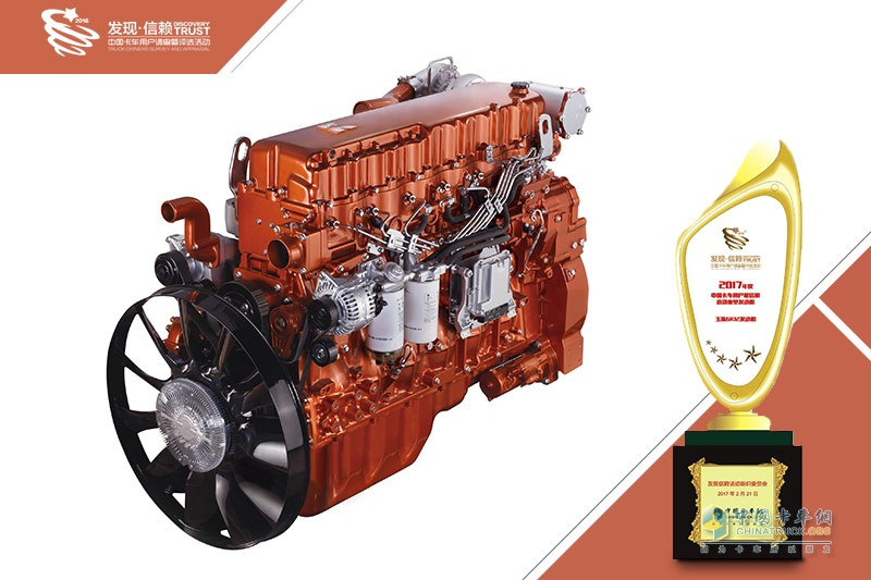 玉柴6K12发动机