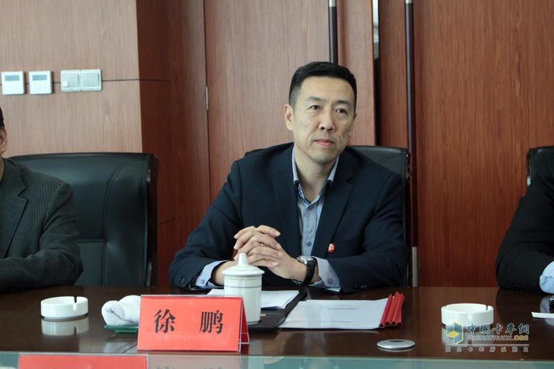 天津劳尔工业有限公司总经理徐鹏先生