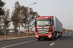 欧曼EST获2017年度超级卡车奖