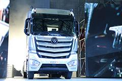 欧曼EST超级卡车登陆中国