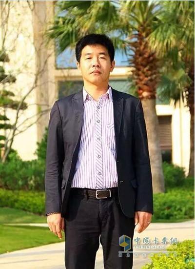 北京沃卡服务经理芮朝旺