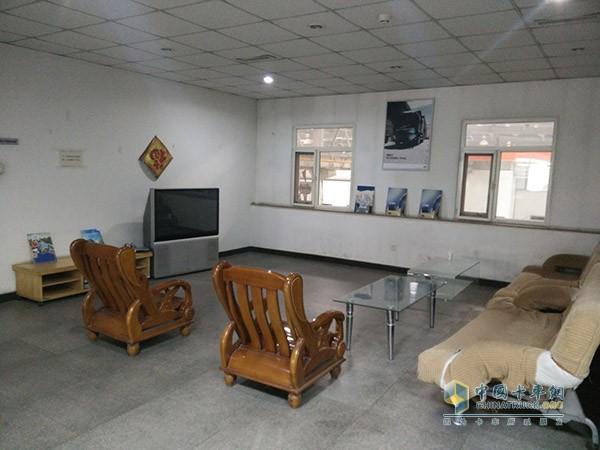 北京沃卡服务休息区