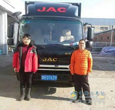 天津的参赛者张海峰