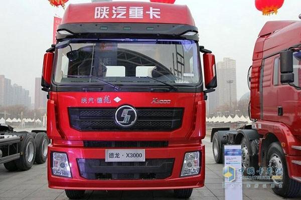 德龙X3000 LNG车型