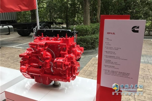 """ISF4.5L发动机会是福田康明斯销量爆发的""""引线""""吗?"""