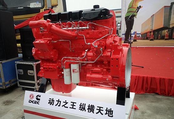 """560马力ISZ发动机上市 高效运输行业再添快""""马"""""""