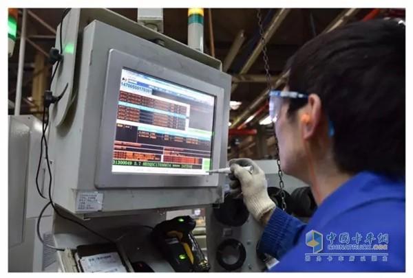 使用MES系统对零件批次进行严格管控