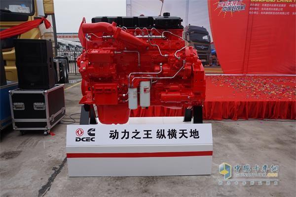 560马力ISZ发动机将是大马力市场有力竞争者