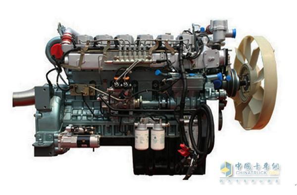 重汽D10系列发动机