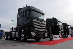 科技大咖集结 且看欧曼EST超级卡车技术创新