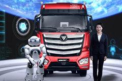 欧曼EST超级卡车绕车介绍
