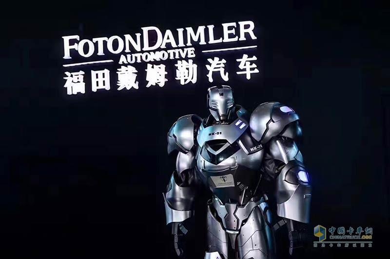NK01机器人