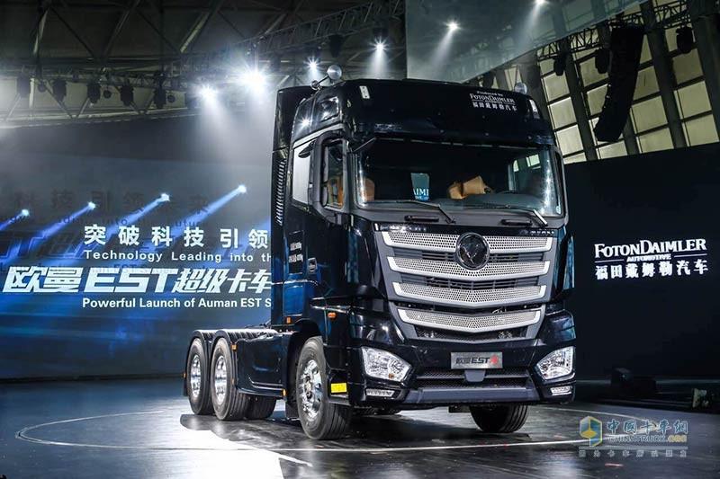 欧曼EST超级卡车