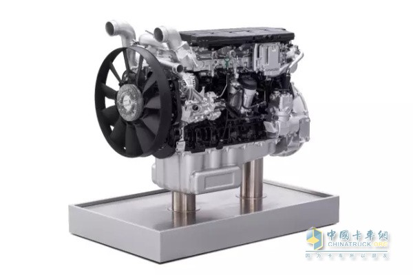 中国重汽曼技术MC09发动机