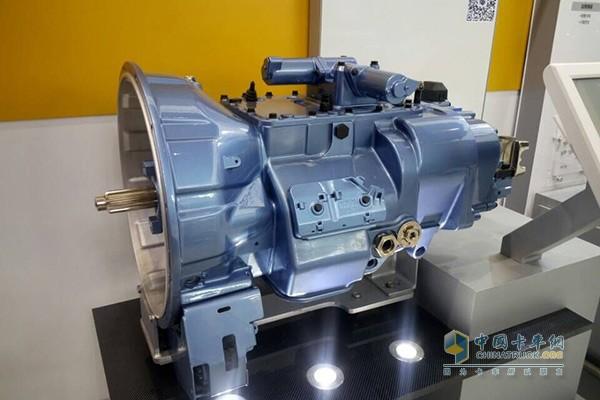 伊顿机械式自动变速箱