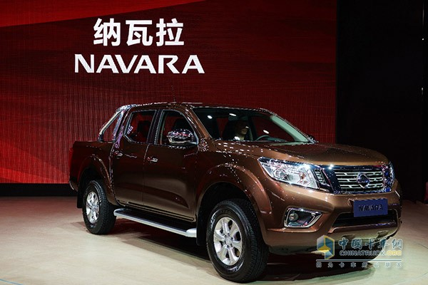 国内首款高端SUV级皮卡郑州日产纳瓦拉