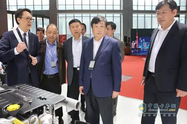山东重工潍柴集团董事长谭旭光