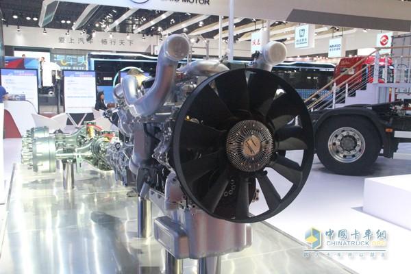 MC09发动机