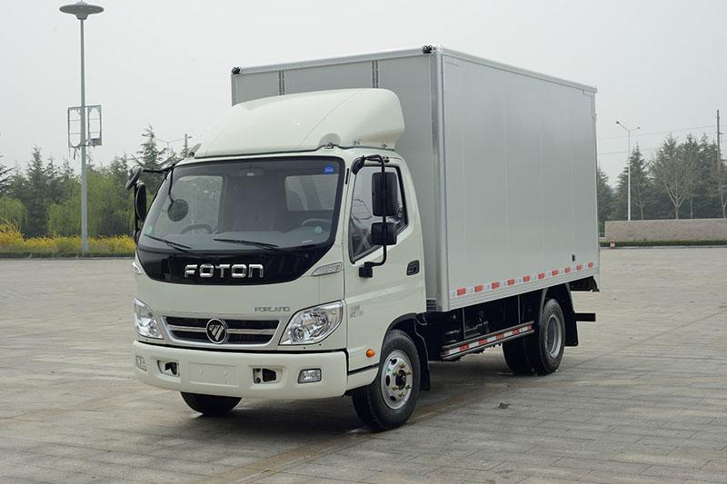 福田时代 M3 轴距2850mm 单排箱式载货车