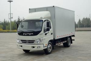 福田M3时代 轴距2850mm 单排箱式载货车(M3-1695)