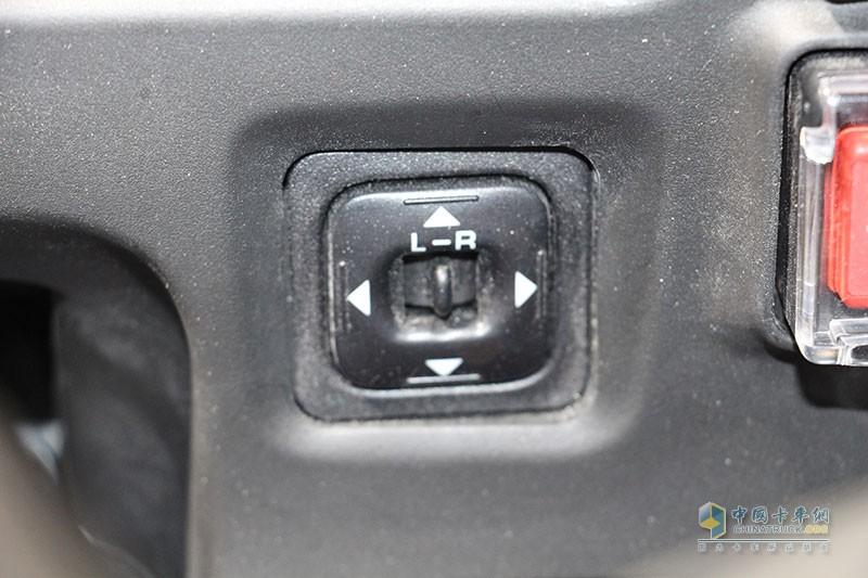 汽车开关灯位置图解法