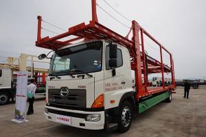 广汽日野 700系列重卡 265马力 4X2 车辆运输车(底盘) J08E-YA (YC1180FH8JW5)
