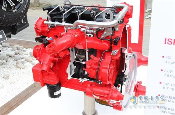 ISF2.8L发动机