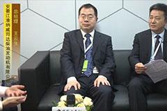 中国卡车网专访江淮纳威司达