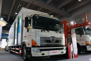 广汽日野 700系列重卡 265马力 4×2 厢式货车(FH8JWUA)