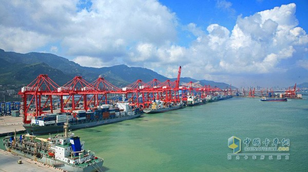 江苏连云港港口