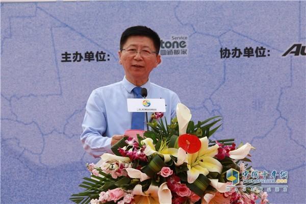 四通搬家有限公司董事长陈杰