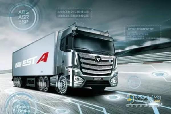 欧曼EST超级卡车   超级智能   欧曼EST超级卡车配备了欧曼i-Telligent智能技术,拥有LDWS车道偏离系统,发动机辅助制动、液力缓速器、ABS、ASR、ESP等智能制动管理系统,以及Super-Fleet超级卡车智能车联网管理系统,为车队提供油耗分析、路线优化、远程诊断、运营分析等,还可以与配货平台进行对接,快速获得货物信息,就近寻找货源,提升车队运营效率,降低运营成本。   售后服务   周师傅对欧曼的无忧售后服务最是满意,欧曼EST超级卡车567家专业网络保障,配备专用诊断和维修工具,