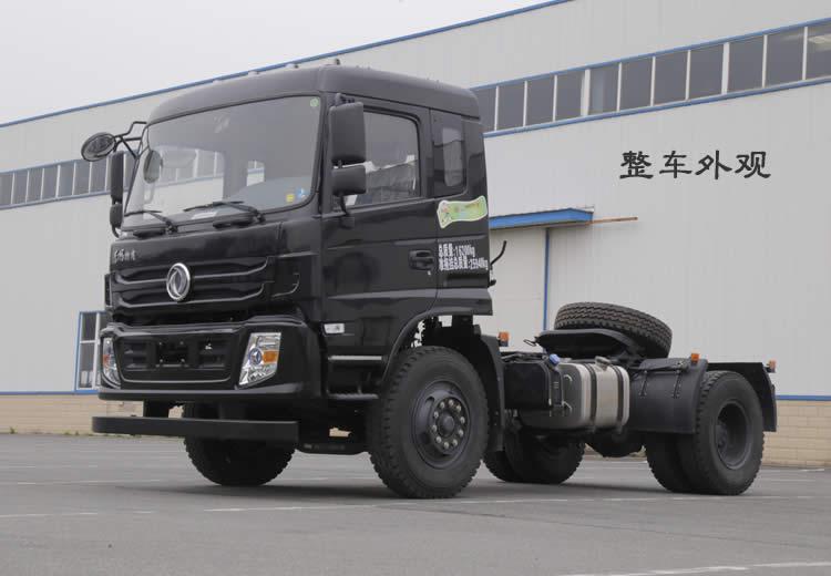 东风4×2小马力牵引汽车EQ4160VF,160|220马力牵引车,港口牵引,轿运牵引车,轻抛货运输牵引车
