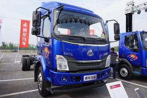 东风柳汽 乘龙L3 160马力 4X2载货车(LZ5161XXYM3AB)