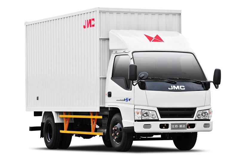 江铃汽车 顺达 国五 85马力 液制动单排载货车