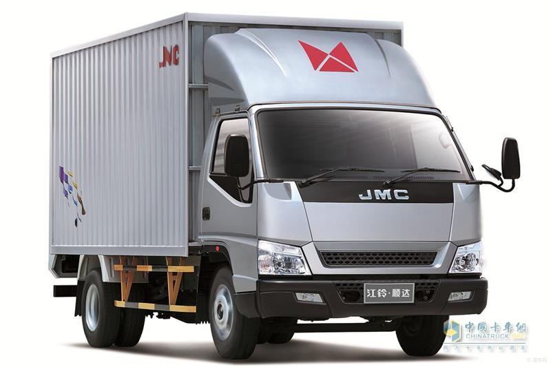 江铃汽车 顺达宽体 国五 85马力 液制动单排载货车
