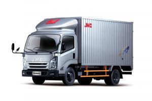 江铃汽车 凯锐800L 国五 90马力 5.9米液制动载货车