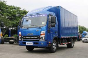 江淮 帅铃H330 全能卡车 152马力 4.2米单排厢式轻卡