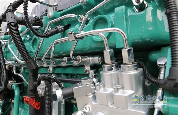 奥威发动机高压共轨系统